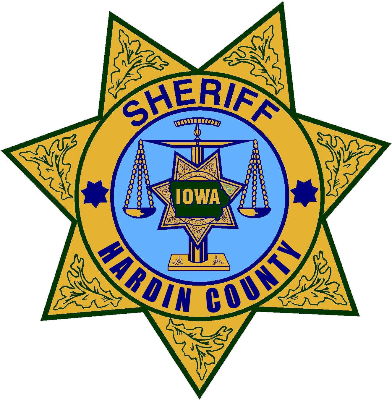 hardin sheriff badge
